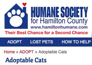 Humane Society of Hamilton County